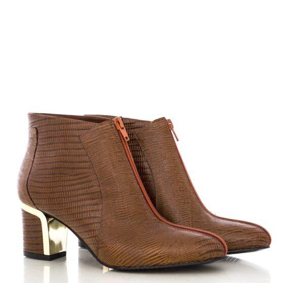 Stephanie brown leather
