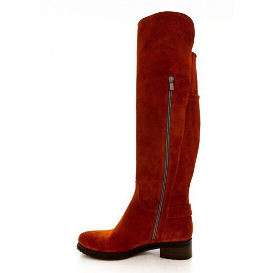 Celeste brick-red