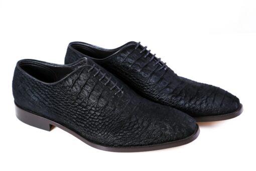 Pantofi oxford 427 ponei negru