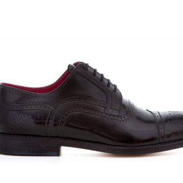 Pantofi derby 29610 negru