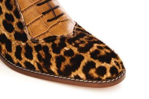 Pantofi oxford 293 ponei