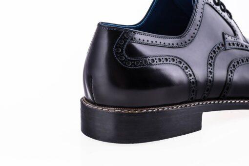 Pantofi derby 2963 bleumarin note