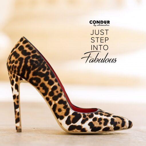 Forever ponei leopard