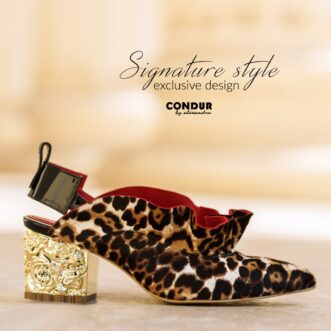 Divine ponei leopard
