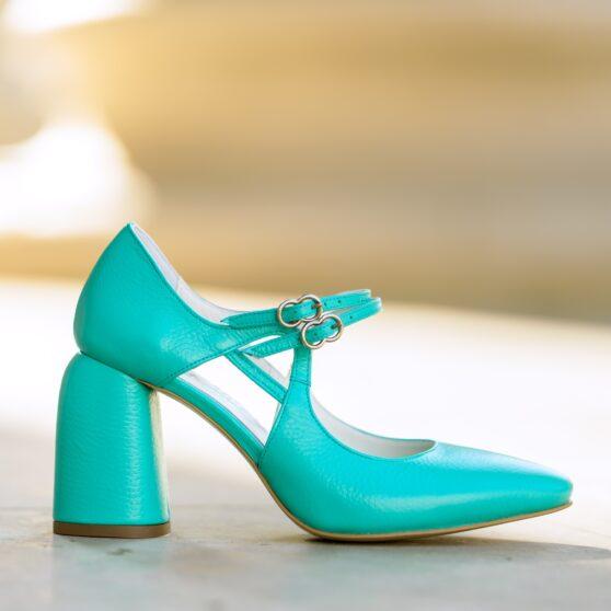 Fantasy bottalato turquoise