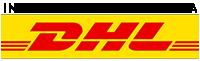 International shipping via DHL